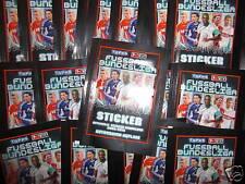 Fussball Bundesliga 2009/2010/Sticker/25 Tüten/Topps