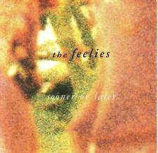 THE FEELIES Sooner of Later PROMO RADIO DJ CD single 91