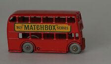 "MATCHBOX 5b AEC ROUTEMASTER BUS, BIANCA GPW ""acquista MATCHBOX SERIE"""