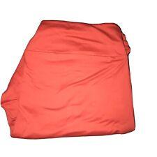 LuLaRoe TC2 Solid Orange Leggings NEW Q10