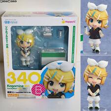 [USED] Limited Nendoroid Happy kuji B Rin Kagamine 2013 summer Figure Japan