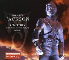 Michael Jackson-michael Jackson - History Past Present and Future Book 1 CD