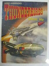 Thunderbirds Special Comic 1982 GERRY ANDERSON