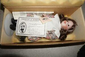 WENDY LAWTON DOLL - MARY FRANCES  W/BOX CERTIFICATE