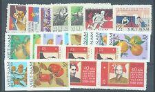 More details for north vietnam 1969 five sets mnh sg.n579-91, n593-7 includes fruit imperf set