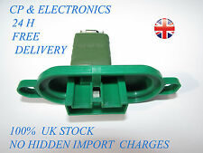 NEW HEATER BLOWER RESISTOR FIAT, IVECO DAILY 2002-2006 WITH AirCon OE: 500326616