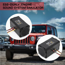 Digital Advanced ESS Dual Plus Engine Sound System Simulator for Scx10 II Trx-4