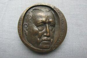 Large Finnish Art Medal -- Hugo Standertskjöld -- C20th Finland