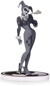 Harley Quinn Black and White Statue 2nd Edition Bruce Timm NEW SEALED