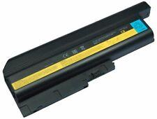 9-cell Battery for IBM Thinkpad Lenovo T60 T60P R60 Z60M Z61M