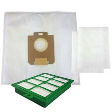 10 Sacchetto per Aspirapolvere Adatto Per AEG vx6-2-ffp