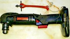 Craftsman C3 19.2V Cordless Right Angle Drill Driver Model 315.101541 Tested