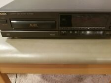 New listing Technics Sl-Pg300 Multi-Stage Noise Shaping Single Disc Cd Player, Retro Works
