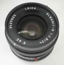 Leica ELMARIT-R 24mm f/2.8 Camera Lens Tested Working Used