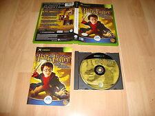 HARRY POTTER Y LA CAMARA SECRETA  EA GAMES PARA LA PRIMERA XBOX USADO COMPLETO