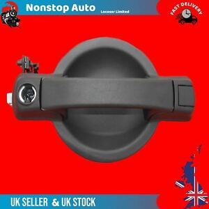 for Fiat Doblo MK1 Rear Back Tailgate Door Handle (2000-2010) 735402299