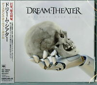 DREAM THEATER-DISTANCE OVER TIME-JAPAN CD F30