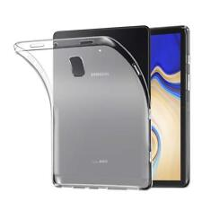 Clear Soft Gel TPU Case Cover for Samsung Galaxy Tab S4 10.5 T830 A 10.5 T590