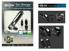 Dexim DCA155 Car Charger With USB Port for Blackberry