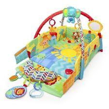 Girls' Safari Baby Playmats