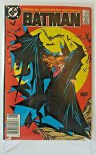 Batman #423 Todd McFarlane cover Ultra RARE HTF 1st Print NEWSSTAND w FREE Ship!