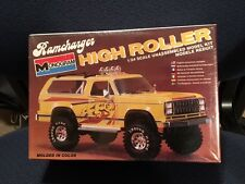 Monogram 2272 Ramcharger High Roller 1/24 Scale Model Kit 1981 new in sealed box