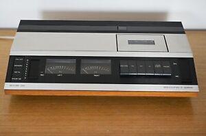 Rare Bang Olufsen Beocord 2400 Stereo Cassette Deck Dolby Metal/ Teak