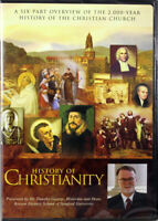 History Of Christianity NEW DVD 6-Part Overview 2000 Year The Christian Church