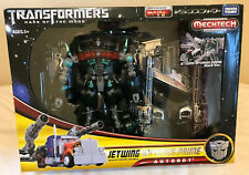 Transformers Dark of the Moon JETWING OPTIMUS PRIME negro versión TAKARA TOMY
