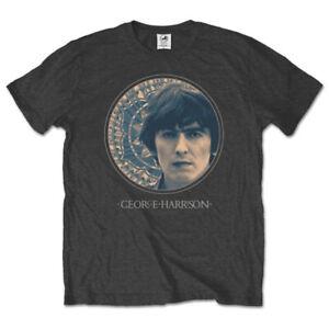 George Harrison 'Circular Portrait' T-Shirt - NEW & OFFICIAL!