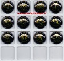 Capsules de champagne série Générique ASTROLOGIE 2021 JUIN 2021