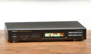 Onkyo T-4830 FM/AM Stereo Tuner / Radio in schwarz
