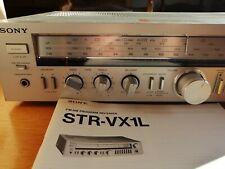 SONY STR-VX 1L  STEREO RECEIVER,