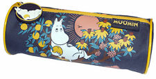 Moomin Pencilcase Tube Moomintroll in The Tree Thick Canvas With Lining