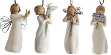 Willow Tree Hanging Angel Ornament Figurine - Full Range Available
