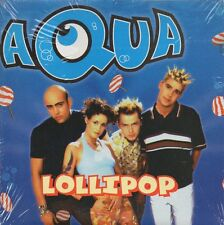 CD Single AQUALollipop 2-track CARD SLEEVE NEW SEALED
