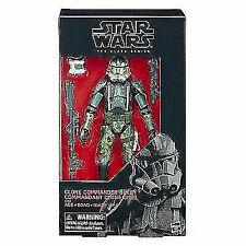 Hasbro Star Wars The Black Series 6 inch Clone Commander Gree Action Figure - C3193