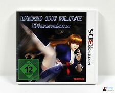 ★ Nintendo 3DS Spiel - DEAD OR ALIVE DIMENSIONS  - Komplett in Hülle OVP ★