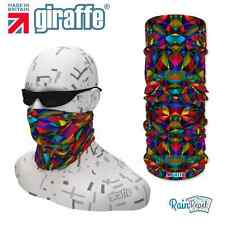 G348 Kaleidoscope ski Headgear Neckwarmer multifunctional Bandana Headband