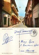 ITALIA REPUBBLICA CARTOLINA POSTALE IN FRANCHIGIA TERREMOTATI 1980 CERVINARA