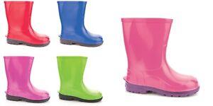 LEMIGO Kinder Gummistiefel Regenstiefel Oli mit Einlage