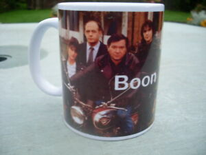 Boon cast Advertising photo 11 oz Cup / Mug Christmas Birthday Gift