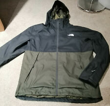 Mens The north face dryvent jacket size L
