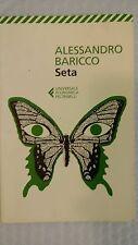 Seta y Alessandro Baricco  2014 paperback