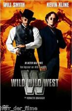 WILD WILD WEST (Will Smith, Kevin Kline) NEU+OVP