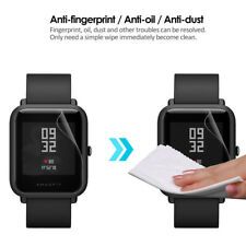 x2 TPU Screen Protector For Xiaomi Huami Amazfit Bip PACE Lite Youth Smart Watch