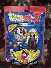 Irwin Dragon Ball Z Action Figure: Dr. Gero