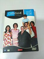 Cuentame Como Paso Temporada 2 Completa 6 DVD Edicion Desplegable