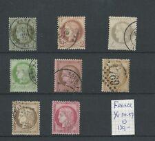 Briefmarken aus Frankreich & Kolonien mit Falz