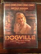 Dogville (DVD, 2004) Factory Sealed Nicole Kidman, Paul Bettany